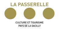 logo passerelle or